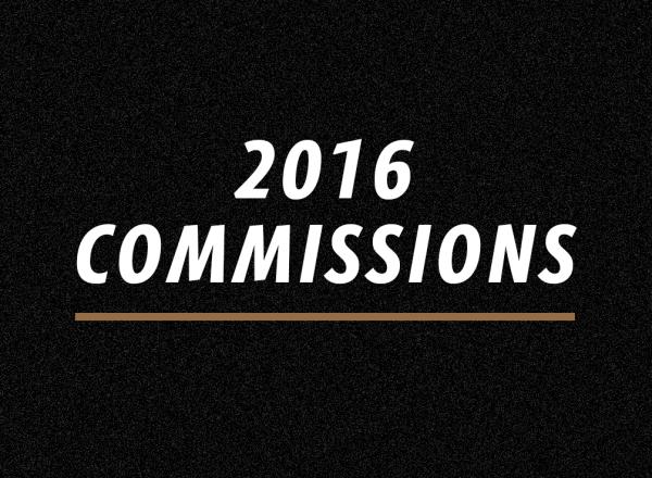 PADA 2016 Commissions